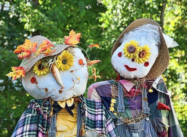 Schools Scarecrow Competition - Vintage Tractor & Heritage Show