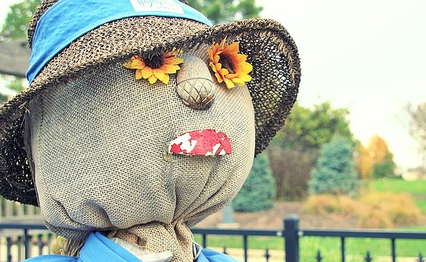 Visitor Scarecrow Competition - Vintage Tractor & Heritage Show 2018